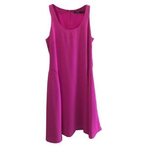 Lauren Ralph Lauren Pink Sleeveless Dress